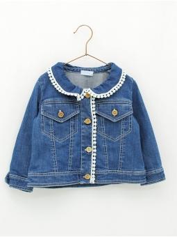 Girl denim jacket