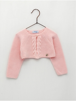 Baby girl wave cardigan