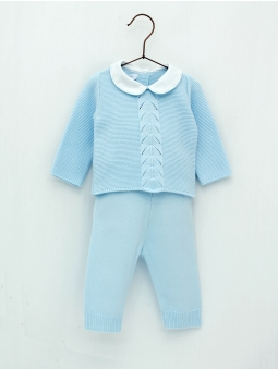 jumper and pants baby boy set
