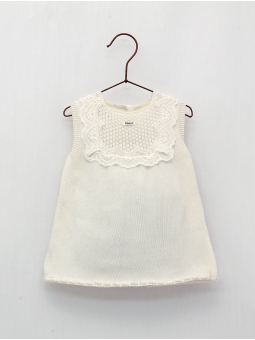 Baptism baby girl dress