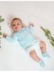 Calla lilies baby set