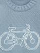 Bike drawing baby jumper