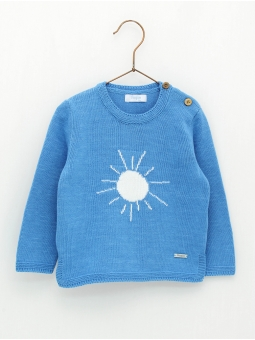 Sun baby boy jumper