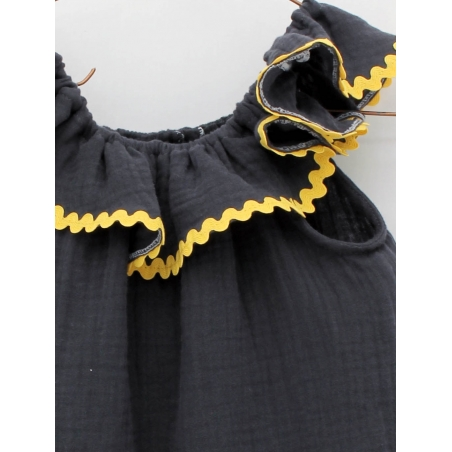 Cheesecloth baby dress