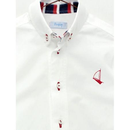 Nautic boy shirt