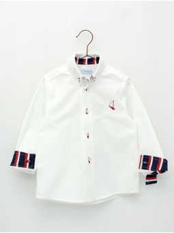 Nautic boy shirt