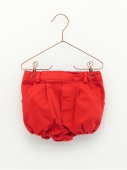 Pantalón braguita loneta básica gomas