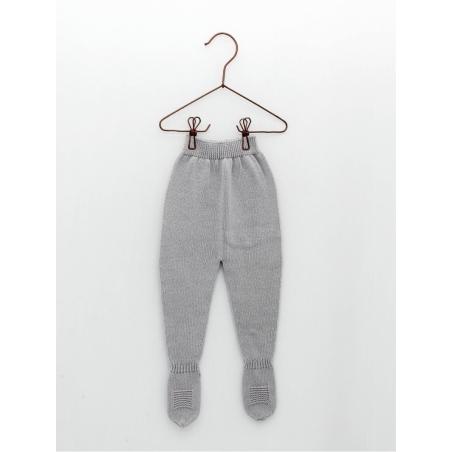 Polaina bebé básica algodón