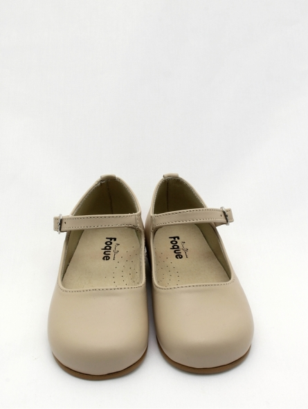 Leather girl Mary Jane shoes
