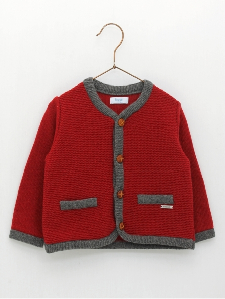 Teba-style baby jacket