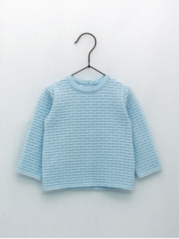 Baby boy knitted sweater
