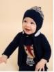 Pelele bebé entero dibujo zorro