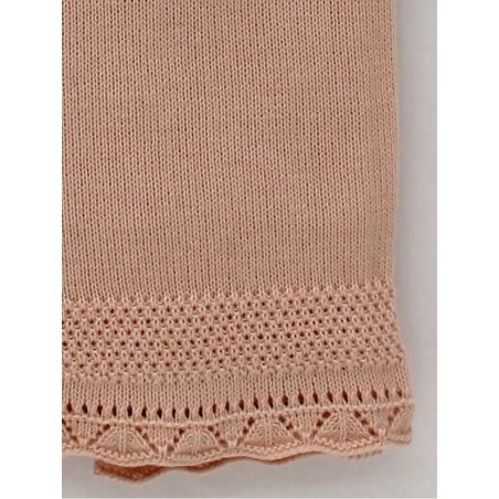 Cotton/cachemire blanket
