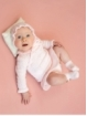 Cuequinha bebé criança ponto com volante