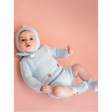 Camisola bebé criança ponto desenhado