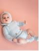Braguita bebé niño con ochos