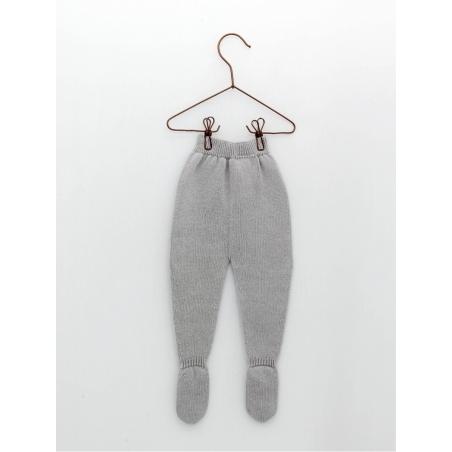 Polaina bebé básica algodão