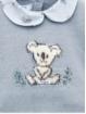 Jersey bebé niño dibujo koala y braguita