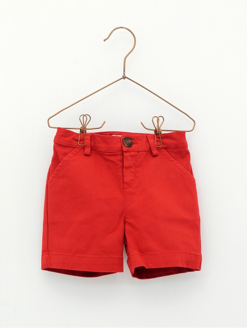 Canvas boy shorts in several colours