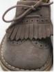 Sapato blucher criança/criança forrados em pele
