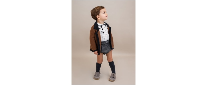 Shoes and accessories for children's fashion