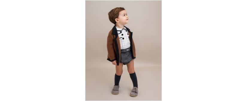 Zapatos y accesorios de moda infantil