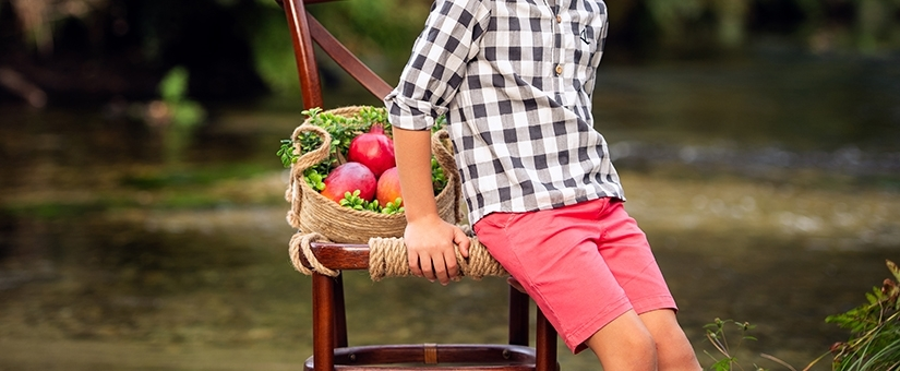 Trousers for boy