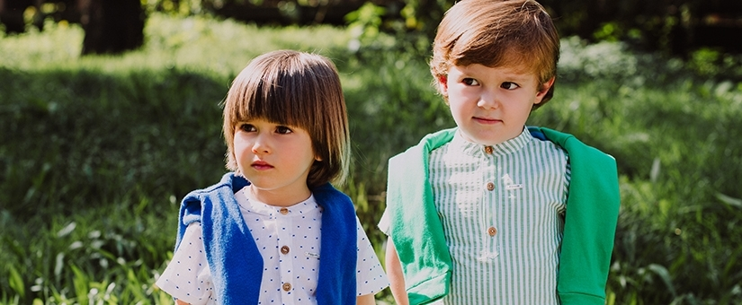 Blouses and shirts for baby