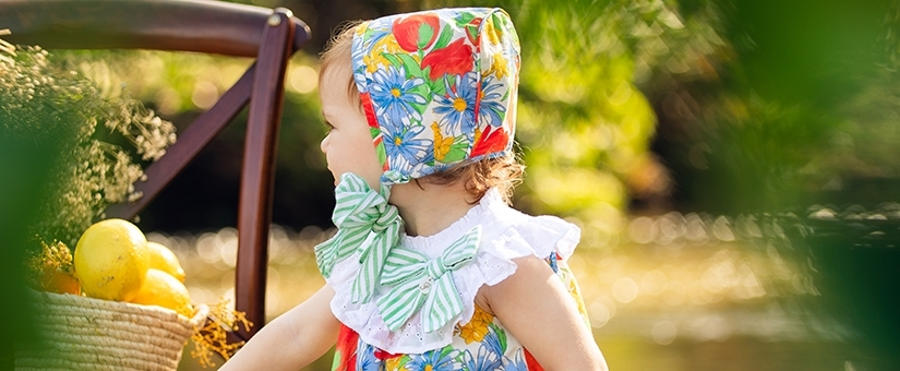 Coats and accessories for baby