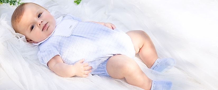 Outfits and rompers for newborn