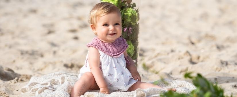 Vestidos para niña recién nacida