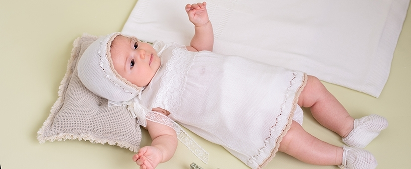 Coats and accessories for newborn