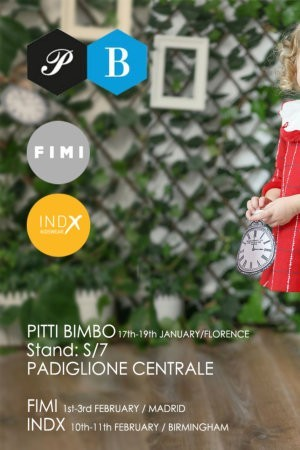 Presentation Season Autumn/Winter 19/20 at Pitti Bimbo