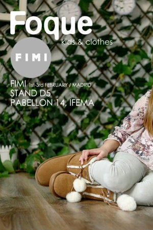 FIMI, the most important fair for children's fashion in Spain