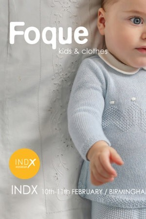INDX Kids Wear celebrates its third edition in London