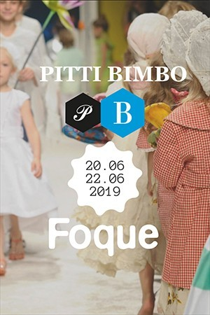 Foque at Pitti Bimbo 2019