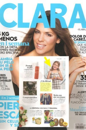 Foque in magazine Clara